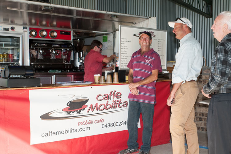 Caffemobilita